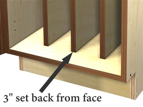 Cabinet Tray Dividers by 1 Door Base Cabinet With Tray Dividers