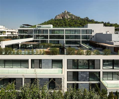 athens appartments one athens apartment building divercity architects