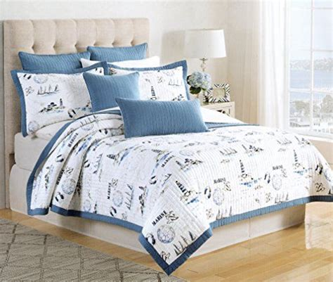 design studio home collection bedding sail away quilt sets and blue grey on pinterest