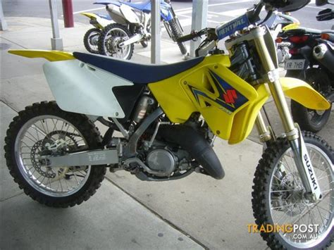 Suzuki Dirt Bike 125cc 2011 Suzuki Rm125 125cc K8 Motocross For Sale In Colac Vic