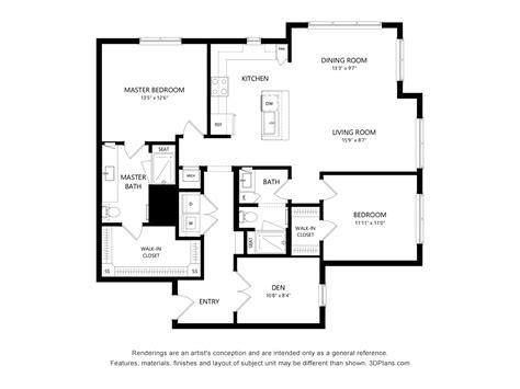 black  white floor plans dplanscom