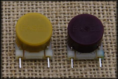 dunlop fasel inductor vs yellow fasel vs halo inductor 28 images the whipple halo wah inductor fits most pedals handmade in
