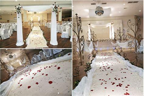 Wedding Stage Decor   The Platinum Suite Leicester
