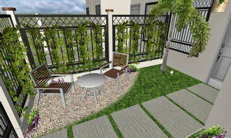 imagenes de jardines para frentes de casas decoraci 243 n de jardines frente casa