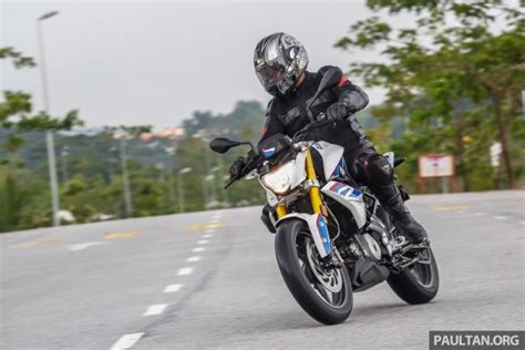 Bmw Motorrad Penang Malaysia by Review 2017 Bmw Motorrad G310r In Malaysia Rm27k With