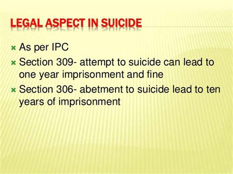 section 306 ipc bailable management suicide