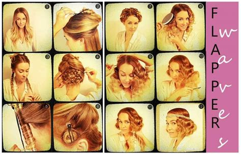 20shair tutorial 17 vintage hairstyles with tutorials for you to try