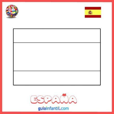 dibujos de banderas del mundo para imprimir dibujo de la bandera de espa 241 a para imprimir dibujos de