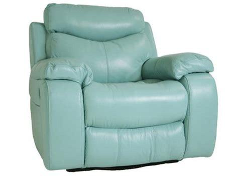 teal recliner chair aqua furniture delaney aqua swivel glider recliner sku