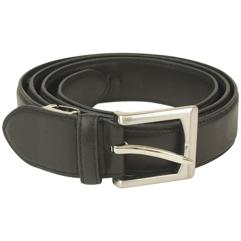 travelon leather money belt 229602 belts suspenders