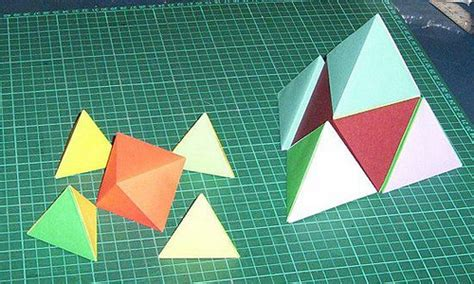 Origami Puzzle - origami puzzle flickr photo