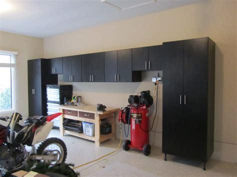Garage Cabinets Best Value Simple Plywood Garage Cabinets Fanti