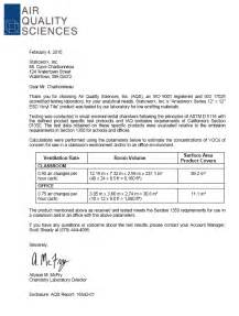 Certification Letter For Product Ameriworx Esd Vinyl Floor Tile Colors