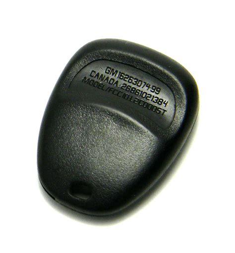 saturn keyless entry remote 2000 2002 saturn sl2 key fob remote l2c0005t 16263074 99