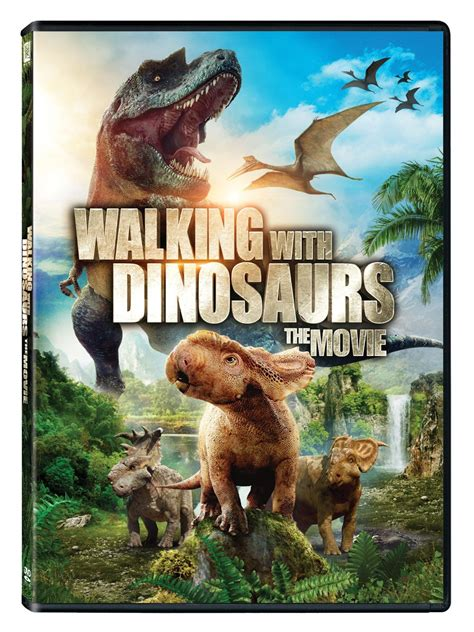 Film With Dinosaurus | walking with dinosaurs blu ray review giveaway free