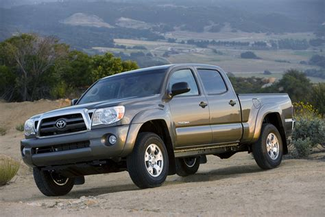 how to work on cars 2009 toyota tacoma spare parts catalogs 2005 2009 toyota tacoma recalled for potential airbag issue