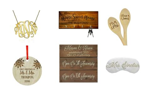 10 Ideal Bridal Gifts by Top 10 Best Personalized Bridal Shower Gifts Heavy