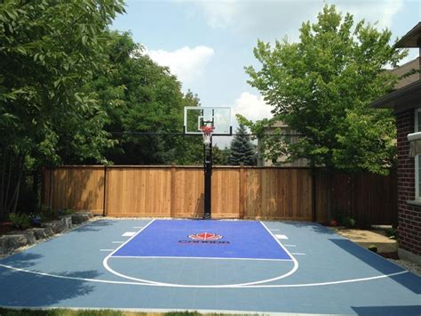 basketball court in backyard 32 best images about backyard basketball courts on