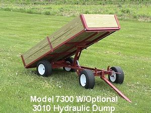 farm utility wagons | utility dump trailers by country mfg.