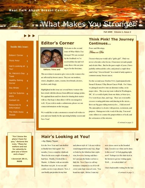 sle layout design newsletter apartment community newsletter templates 28 images