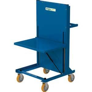 ergocart self leveling cart 800 lb capacity model