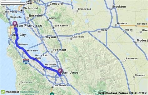 san jose driving directions pin by catherine myers on californie here we come 2013