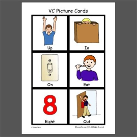 picture cards vc picture cards