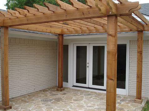Garage Simple Pergola Ideas Small Pergola Attached To Easy Pergola Ideas