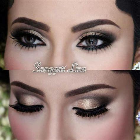 tutorial makeup natural beserta gambar contoh makeup natural saubhaya makeup