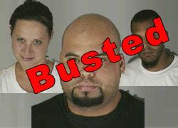 Citrus County Warrant Search Several Arrests Made After Undercover Operation