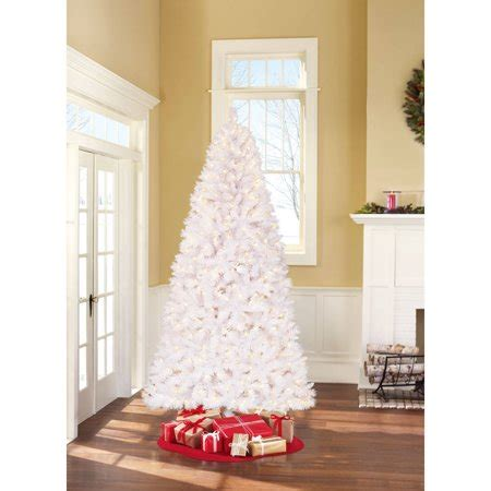colour changing lights for christmas trees time pre lit 7 5 berkshire pine white artificial tree color changing lights