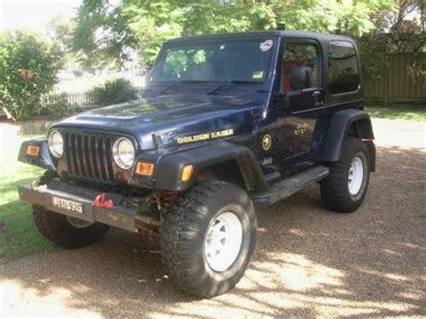2006 Jeep Wrangler Weight 2006 Used Jeep Wrangler Road 4x4 Car Sales Berowra Nsw