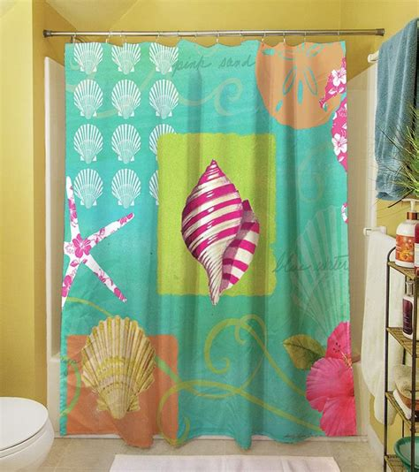 Beachy Curtains Designs 17 Best Ideas About Shower Curtains On Sea Theme Bathroom Theme