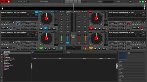 console dj per iniziare dj software hercules dj console 4 mx topic