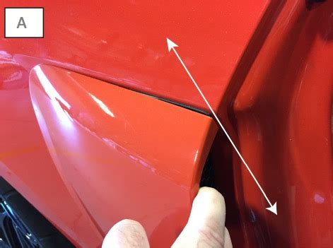 how to install mmd v series side scoops pre painted on