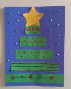 xmas tree activity out of construction paper construction paper tree craft woo jr activities