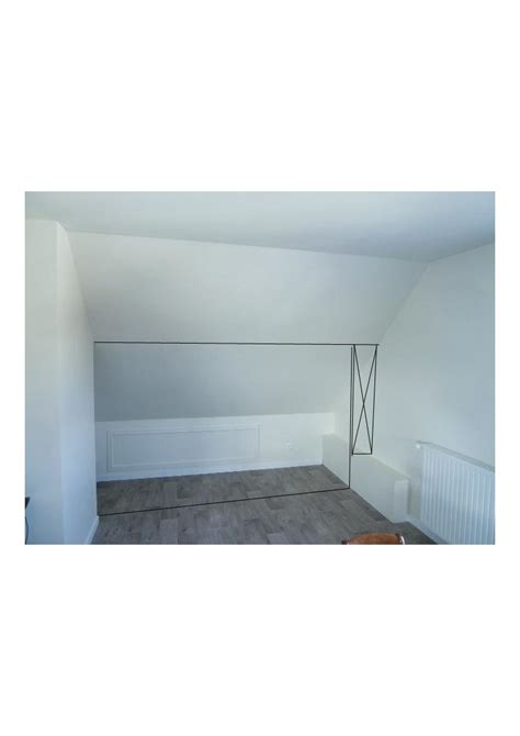 comment installer portes placard coulissante sur plafond