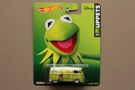 Hotwheels The Muppets wheels 2014 pop culture the muppets volkswagen t1