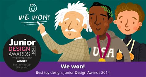 banner design awards history heroes