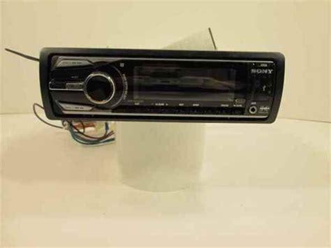 Sony Cdx Cda 590 Single Cd purchase 04 05 bmw x3 radio single disc in dash cd player