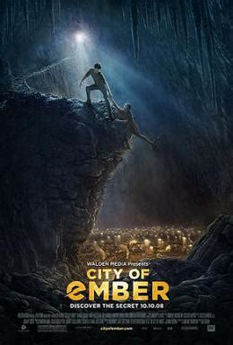 the city a novel city of ember