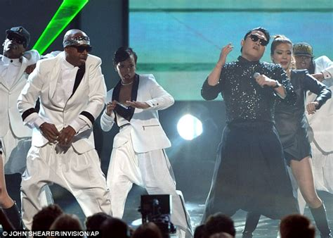 michael k williams madonna video mc hammer joins psy on stage to perform the infamous