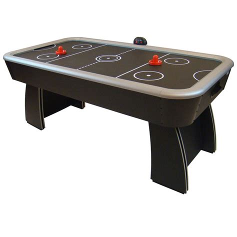 gamesson 6ft spectrum air hockey table game gamesson