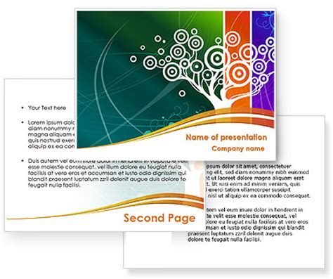 design elements for powerpoint design elements powerpoint template poweredtemplate com