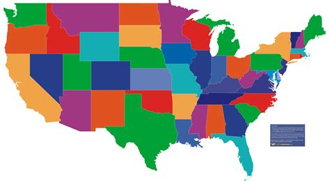 state map of usa us maps usa state maps