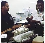 Rapper Fetty Wap Recovering In Hospital After Breaking His