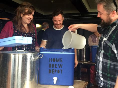 competition win a bison crafthouse home brew depot