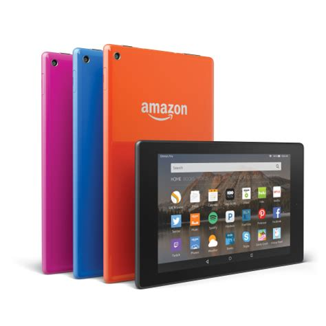 amazon announces new line of kindle fire hd tablets with