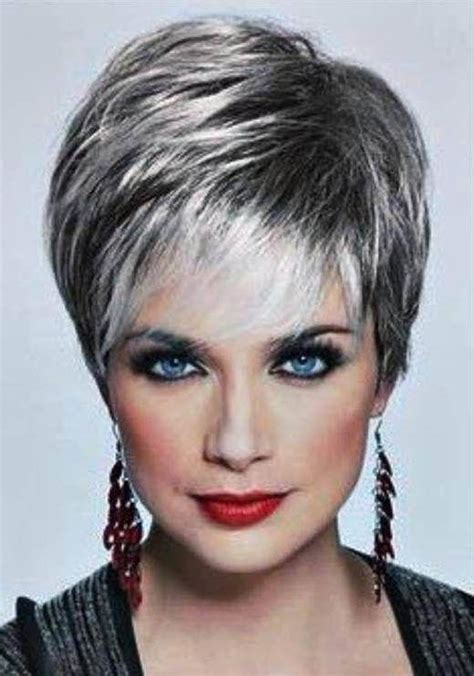 hairstyles for growing out bangs 60 year old women hairstyles and haircuts picture gallery for short 15