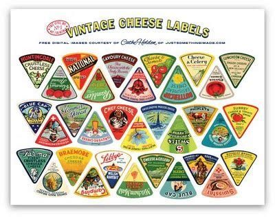 printable cheese tags 332 best images about miniature printables on pinterest